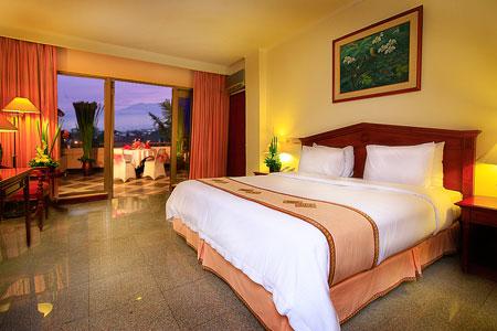 Cara Membuat Kamar Tidur Seperti Di Hotel