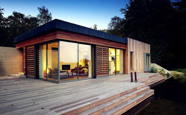 Tips mendesain rumah modern Minimalis yang ramah lingkungan