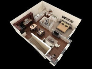 One-Bedroom-Walk-Up-Apartment (Small)