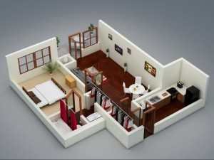 The-Capitol-1-bedroom-apartment (Small)