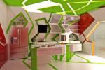 unique kitchen island ideas, kitchen, unique design