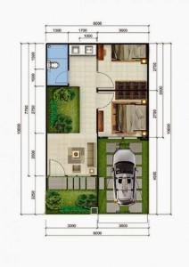 desain rumah minimalis type 36 7