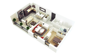 small-three-bedroom-ideas (Small)