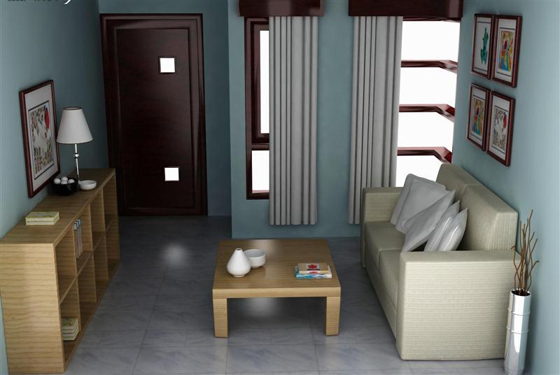 & 20 Ide Desain Ruang Tamu Minimalis