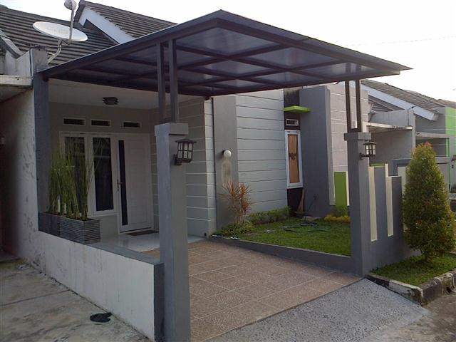 kanopi rumah minimalis (Small)