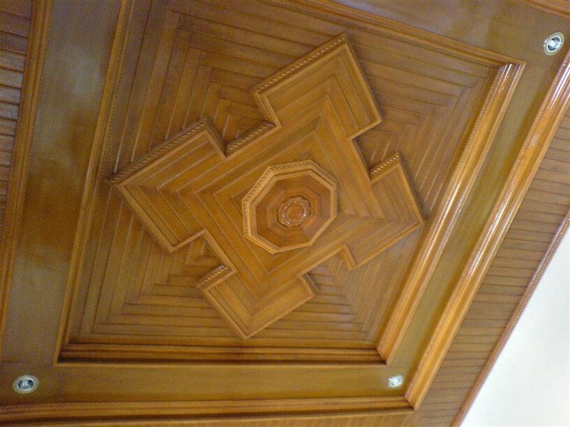 17 Desain Interior Rumah Modern Dengan Bahan Kayu