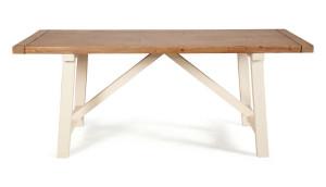 meja kecil dari kayu bahan kayu