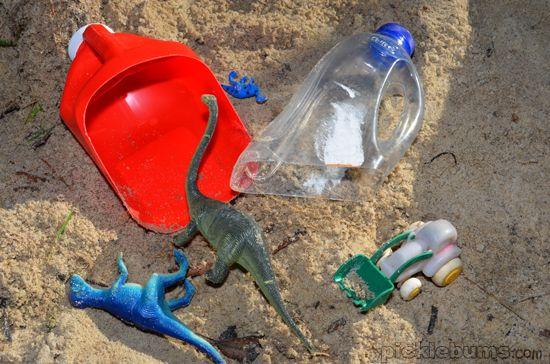 serok pasir untuk mainan anak - IDEPROPERTI.COM