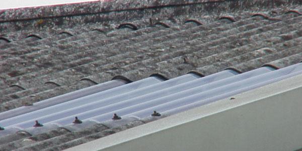 genteng asbes atap