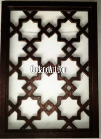 teralis jendela masjid